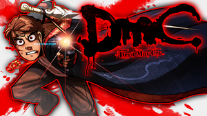 SSoHPKC Title Card - DmC: Devil May Cry by IntroducingEmy