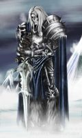 Lich King......kind of by Alauniira