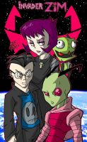 Invader Zim: All Grown Up by AntManTheMagnif