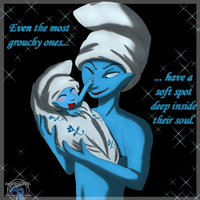 Even The Grouchy Ones... by Sapphiresenthiss