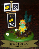Clan Cake by MsGhia