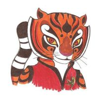 Master Tigress by ShadOBabe