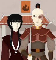 Fire Nation Gothic by Tempest-in-Blue