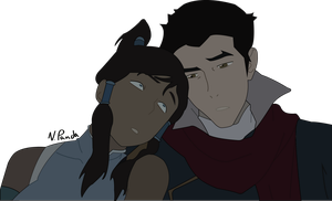 Ship all the Makorra by ValentinePanda