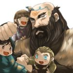 The Hobbit: Babysitter by caylren