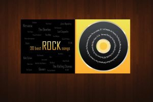 Best of Rock CD by Mohic