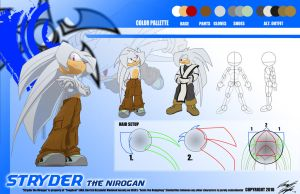 Stryder Reference by Toughset