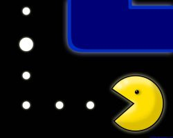 Pacman Wallpaper - 1280x1024 by Nikker