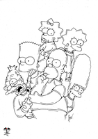 The Simpson by TheFenice