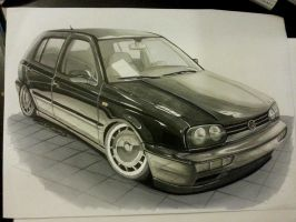 Low MK3 ! by Mauxdesign