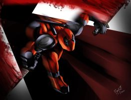 Deadpool by Danthemanfantastic