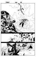 X-Men 200 pg 18 by TimTownsend