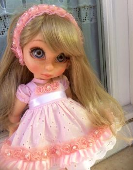 Disney animators doll custom ooak enixeatelier by Enixeatelier