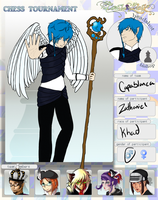 CL Chess Application- Zathaniel by Misachi-Chan
