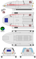shuttle Galileo 5 by bagera3005