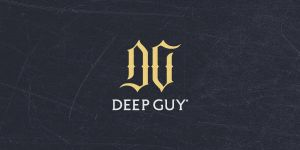 Deep Guy Ambigram by Vernics