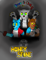 Shivu and Chikuq- Search for the Honey Stone v.2 by Sooty123
