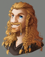 The Golden-Haired Prince by ToastyToastie