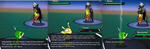 Pokemon Black and Blue Review: Part 6 by Stella6