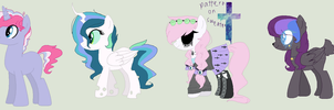Custom batch 2 by Rainbow-ninja-adopts