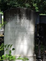 Confederate Grave II by BlutEisen