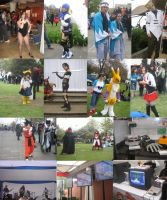 anime expo collage by jaliet