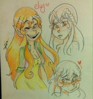 Request:Elvy by SpaceyJessi