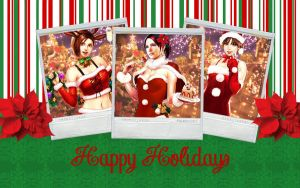 Happy Holidays from the RE Ladies by Isobel-Theroux