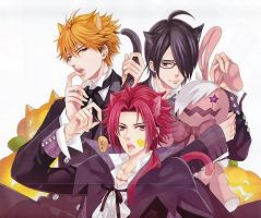 brothers conflict by anis000