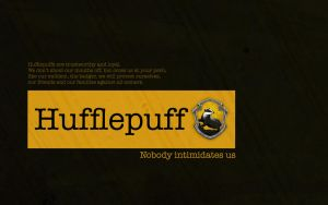 Hufflepuff by xAllion