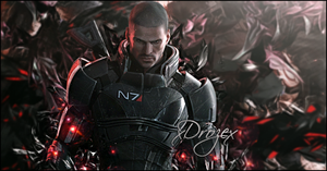 Mass Effect by TheGalliumDesigns