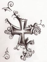 Cross by Fridae