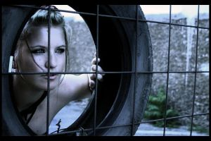 The cage by grito-agudo
