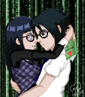 Sasu Couples: SasuHina: Nerds by PinayNaruto