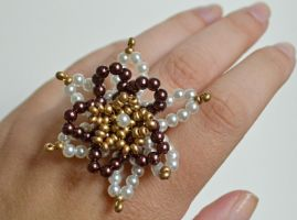 Baroque ring by oasiaris