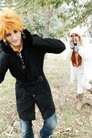Bleach Winter - Ichigo And Orihime The SC Cosplay by theSCcosplay