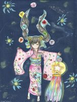 Tanabata-tan by drawwithme15