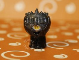 Chibi Mouth of Sauron by KBelleC