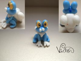 656 Froakie by VictorCustomizer