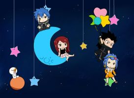 Love In Fairy Tail 2. by chenchiz