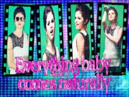 Everything baby comes naturally BY ALE by DDLoveEditions