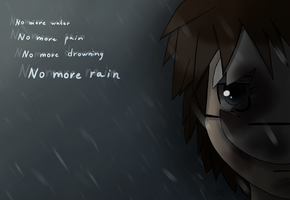 ''No More Rain'' by DrawingSpyro