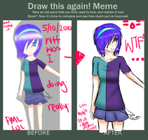 ...Before and After meme 2 by Chii-akii