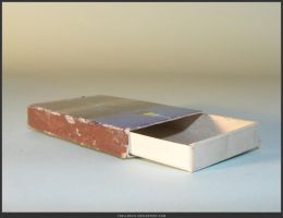 Unrestricted Object Stock - Matchbox 16 by shelldevil