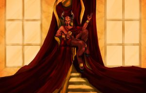 Mephistopheles by LacernellaRubra