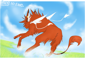 Face to Fate. by kyuu-shade