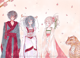 Once Upon a Time by Imouto-Thi