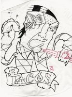 Tacos lover by DaveGrimm