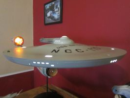 The USS Enterprise NCC-1701 (No Bloody  ABCD or E) by Captain86
