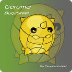 Goruma (front) by the-young-tiger